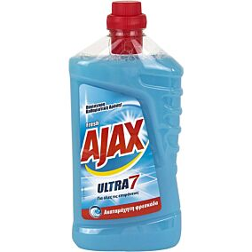 Καθαριστικό AJAX fresh ultra 7 για όλες τις επιφάνειες (1lt)