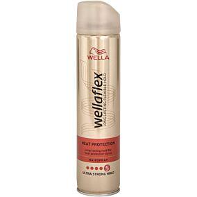 Spray μαλλιών WELLAFLEX heat creations (250ml)