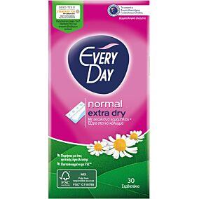 Σερβιετάκια EVERYDAY Extra Dry Normal (30τεμ.)