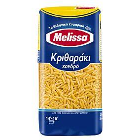 Πάστα ζυμαρικών MELISSA κριθαράκι χονδρό (500g)
