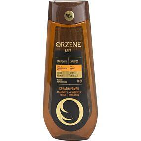Σαμπουάν ORZENE μπύρας για ξηρά μαλλιά (400ml)