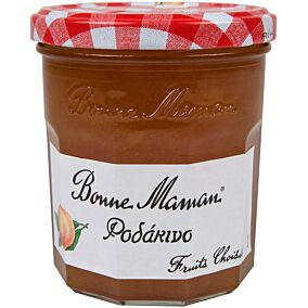 Μαρμελάδα BONNE MAMAN ροδάκινο (370g)