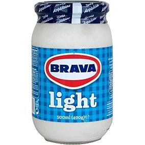 Μαγιονέζα BRAVA light (500ml)