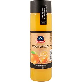 Φυσικός χυμός ΟΛΥΜΠΟΣ πορτοκάλι (500ml)