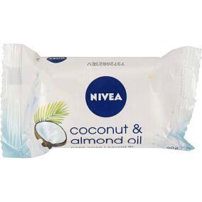 Σαπούνι NIVEA Cocoa & Almond πλάκα (90g)