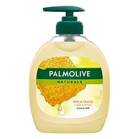 Κρεμοσάπουνο PALMOLIVE milk & honey (300ml)