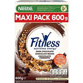 Δημητριακά NESTLE Fitness με μαύρη σοκολάτα (600g)