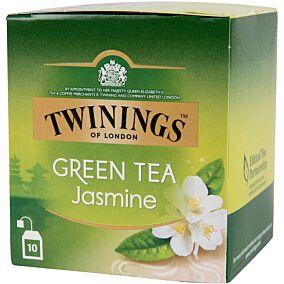 Τσάι TWININGS green tea jasmine (10x1,8g)