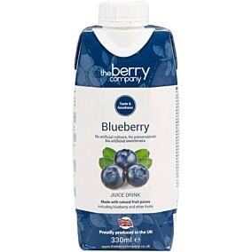 Χυμός THE BERRY COMPANY blueberry (330ml)