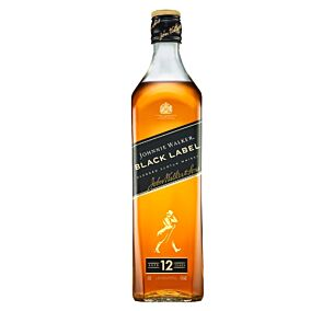 Ουίσκι JOHNNIE WALKER black label (700ml)