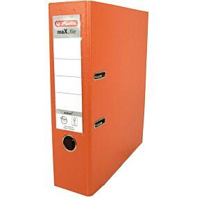 Κλασέρ HERLITZ max file Α4 8cm πορτοκαλί