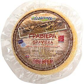 Τυρί ΚΑΛΟΓΕΡΑΚΗΣ γραβιέρα (~3kg)