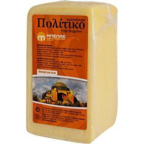 Τυρί ΜΠΕΛΑΣ ημίσκληρο (~1,5kg)
