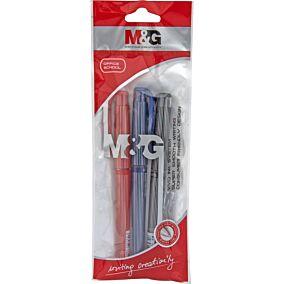 Στυλό διαρκείας M&G roller 0.5 (3τεμ.)