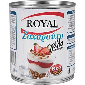 Γάλα ROYAL ζαχαρούχο (397g)