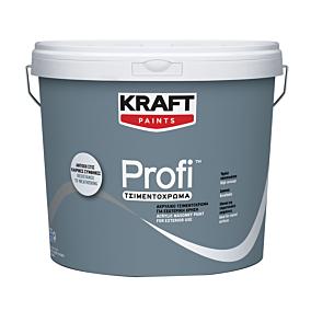 Τσιμεντόχρωμα KRAFT Profi γκρι (9lt)