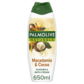 Αφρόλουτρο PALMOLIVE Macademia (650ml)