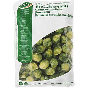 Λαχανάκια Βρυξελλών ARDO κατεψυγμένα (2,5kg)
