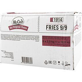 Πατάτες MCCAIN κατεψυγμένες 9x9 (5x2,5kg)