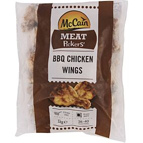 Κοτόπουλο MCCAIN BBQ Wings κατεψυγμένα (1kg)