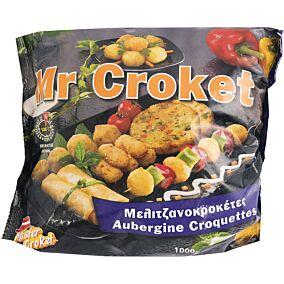 Μελιτζανοκροκέτα MR.CROKET κατεψυγμένη (1kg)