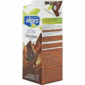 Ρόφημα φυτικό ALPRO σόγιας σοκολάτα (1lt)