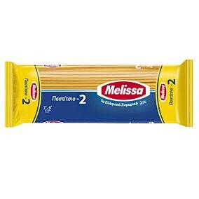Μακαρόνια Νο2 ΜΕΛΙΣΣΑ (500g)