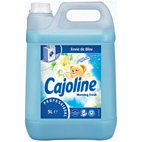 Μαλακτικό ρούχων CAJOLINE (5lt)