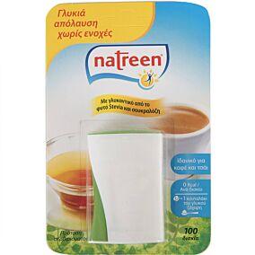 Ζάχαρη NATREEN stevia σε ταμπλέτες (100τεμ.)