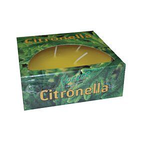 Κερί SANITAS DEKOR citronella