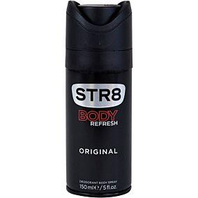 Αποσμητικό σώματος STR8 original, σε σπρέι (150ml)