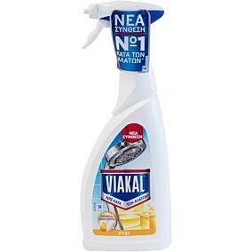 Καθαριστικό VIAKAL για τα άλατα με άρωμα ξύδι, σε σπρέι (750ml)