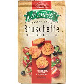 Παξιμαδάκια MONETTI Bruschette πίτσα (70g)