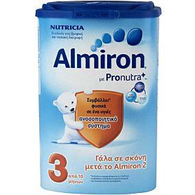 Γάλα σε σκόνη ALMIRON 3 από 10 έως 36 μηνών (800g)