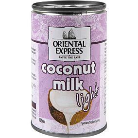 Γάλα ORIENTAL EXPRESS καρύδας light (165ml)