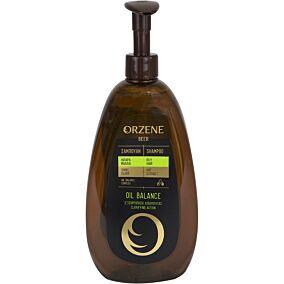 Σαμπουάν ORZENE μπύρας για λιπαρά μαλλιά (750ml)