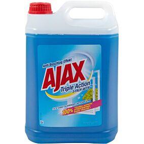 Καθαριστικό τζαμιών AJAX triple action, υγρό (5lt)