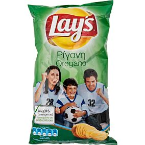 Πατατάκια LAY'S ρίγανη (240g)