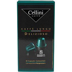 Καφές CELLINI espresso delizioso σε κάψουλες (10x5g)