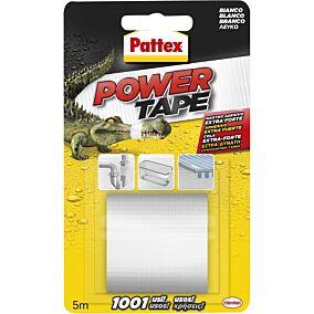 Ταινία PATTEX Power Tape λευκή 5m x 50mm