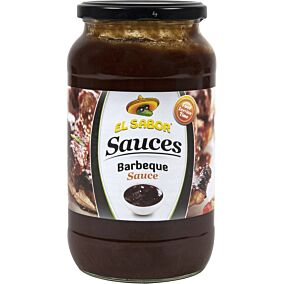 Σάλτσα EL SABOR barbeque (1kg)