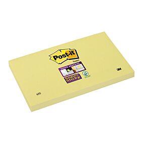 Αυτοκόλλητα χαρτάκια Post-it super sticky 76x127mm (12τεμ.)