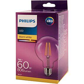 Λάμπα PHILIPS LED 6W E27 G93