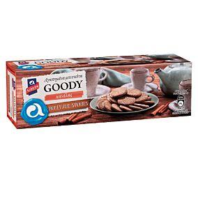 Μπισκότα ΑΛΛΑΤΙΝΗ Goody με κανέλα (185g)