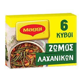 Ζωμός MAGGI λαχανικών (66g)