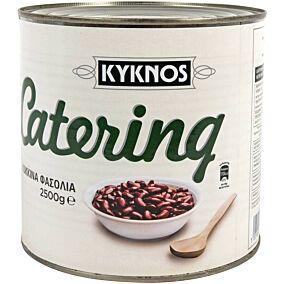 Κονσέρβα ΚΥΚΝΟΣ φασόλια κόκκινα (2,5kg)