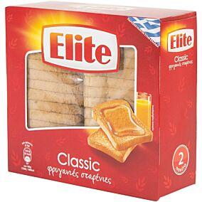 Φρυγανιά ELITE σταριού (250g)
