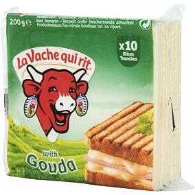 Τυρί LA VACHE QUI RIT gouda σε φέτες (200g)