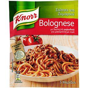 Σάλτσα KNORR για ζυμαρικά Bolognese (60g)
