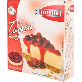 Μείγμα ΓΙΩΤΗΣ τούρτα τσιζκέικ φράουλα (525g)